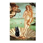 Venus / Schipperke #5 Postcards (Package of 8)
