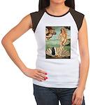 Venus / Schipperke #5 Women's Cap Sleeve T-Shirt