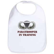 Paratrooper In Training Bib