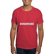 Rushmore school shirt T-Shirt