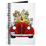 """MORRO BAY FIRE MUSTER"" Journal"
