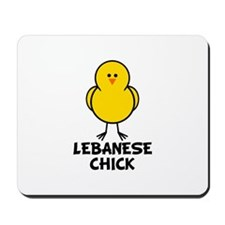 Lebanese Chick Mousepad