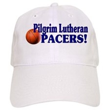 PILGRIM LUTHERAN PACERS Baseball Cap