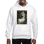 Ophelia / Schipperke #4 Hooded Sweatshirt
