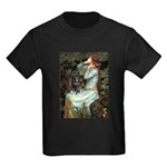 Ophelia / Schipperke #4 Kids Dark T-Shirt