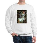 Ophelia / Schipperke #4 Sweatshirt