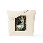 Ophelia / Schipperke #4 Tote Bag