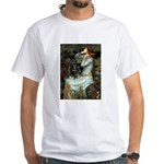Ophelia / Schipperke #4 White T-Shirt
