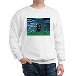 Lilies / Schipperke #4 Sweatshirt