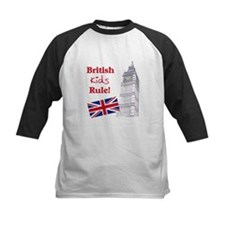 British Kids Rule Tee