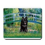Bridge / Schipperke #4 Mousepad