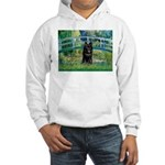 Bridge / Schipperke #4 Hooded Sweatshirt