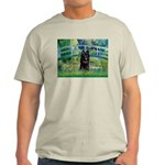 Bridge / Schipperke #4 Light T-Shirt