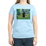 Bridge / Schipperke #4 Women's Light T-Shirt