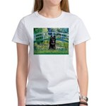 Bridge / Schipperke #4 Women's T-Shirt