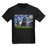 Starry / Schipperke #2 Kids Dark T-Shirt