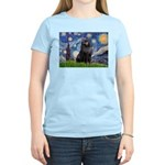 Starry / Schipperke #2 Women's Light T-Shirt