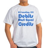 Accounting 101 T-Shirt