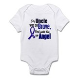 Angel 1 UNCLE Colon Cancer Onesie