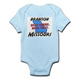 branson missouri - been there, done that Onesie