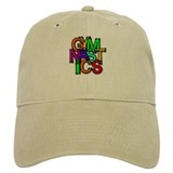 Scrambled Gymnastics Baseball Cap