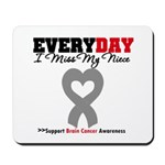 Brain Cancer Sister Mousepad