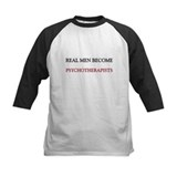Real Men Become Psychotherapists Tee