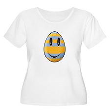 Smiley Easter Egg T-Shirt