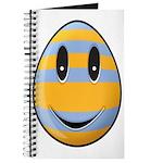 Smiley Easter Egg Journal