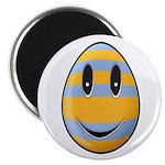 Smiley Easter Egg Magnet