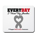 Brain Cancer Grandma Mousepad