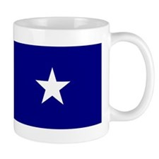 Bonnie Blue Flag Small Mugs