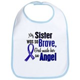 Angel 1 SISTER Colon Cancer Bib
