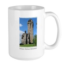 William Wallace Monument Mug