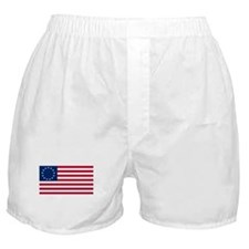 Betsy Ross Flag Boxer Shorts