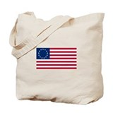 Betsy Ross Flag Tote Bag