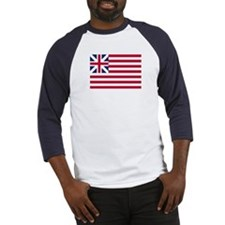 Grand Union Flag Baseball Jersey
