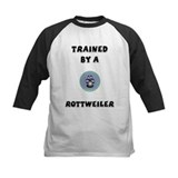 Trained by a Rottie Tee