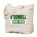 ODonnell irish pride Tote Bag