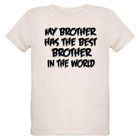Best Brother Organic Kids T-Shirt