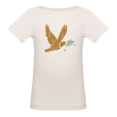 Golden Peace Organic Baby T-Shirt