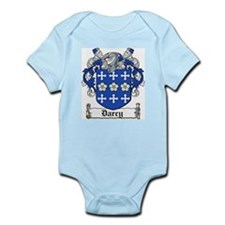 Darcy Coat of Arms Infant Creeper