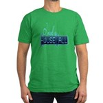 house call Men's Fitted T-Shirt (dark)
