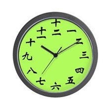 Cool Character Wall Clock