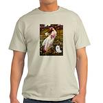 Windflowers / Eskimo Spitz #1 Light T-Shirt