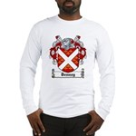 Denney Coat of Arms Long Sleeve T-Shirt
