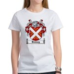 Denney Coat of Arms Women's T-Shirt