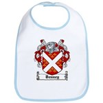 Denney Coat of Arms Bib