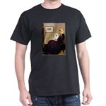 Whistlers / Eskimo Spitz #1 Dark T-Shirt