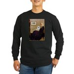 Whistlers / Eskimo Spitz #1 Long Sleeve Dark T-Shi